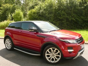 used Land Rover Range Rover Evoque SD4 DYNAMIC in swindon-wiltshire