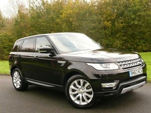 used Land Rover Range Rover Sport HSE SDV6 NEW MODEL £595 PM in swindon-wiltshire