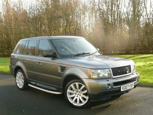 used Land Rover Range Rover Sport TDV6 SPORT HSE £299 PER MONTH in swindon-wiltshire
