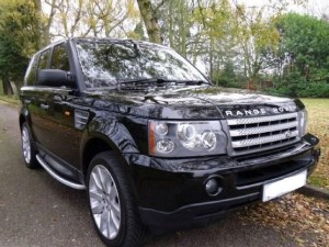 used Land Rover Range Rover Sport TDV6 HSE in swindon-wiltshire