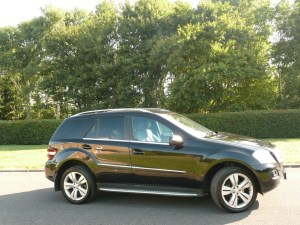 used Mercedes ML320 CDI SPORT in swindon-wiltshire