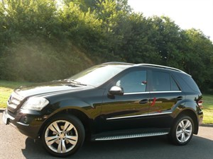 used Mercedes ML350 CDI BLUEEFFICIENCY SPORT in swindon-wiltshire
