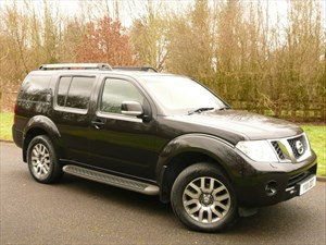 used Nissan Pathfinder TEKNA DCI 190 in swindon-wiltshire
