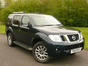 used Nissan Pathfinder TEKNA DCI 190 £351 PER MONTH in swindon-wiltshire