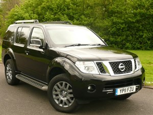 used Nissan Pathfinder TEKNA DCI 190 £299 PER MONTH in swindon-wiltshire