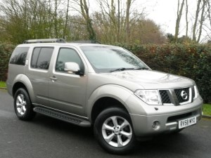 used Nissan Pathfinder AVENTURA DCI in swindon-wiltshire