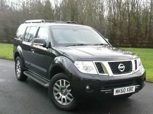 used Nissan Pathfinder TEKNA DCI in swindon-wiltshire