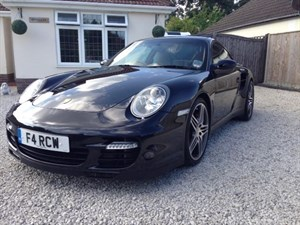 used Porsche 911 997 TURBO COUPE MANUAL in swindon-wiltshire