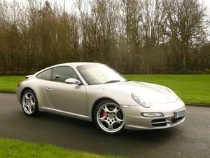 used Porsche 911 CARRERA 2 S TIPTRONIC S in swindon-wiltshire