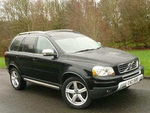 used Volvo XC90 D5 R-DESIGN SE PREMIUM AWD in swindon-wiltshire