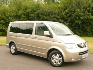 used VW Caravelle EXECUTIVE 174 7 SEATS in swindon-wiltshire