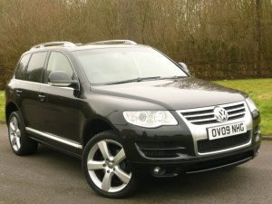 used VW Touareg V6 TDI Altitude Tip in swindon-wiltshire