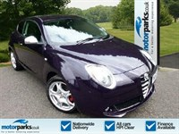 Used Alfa Romeo Mito 1.3 JTDM-2 85 Distinctive 3dr