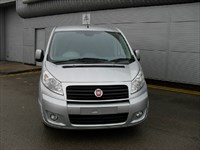 Used Fiat Scudo COMFORT WITH COLOUR CODING