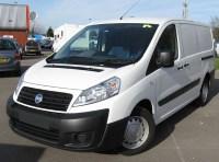 Used Fiat Scudo 2.0 (120) Deluxe LWB + VAT
