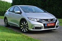 Used Honda Civic i-VTEC SE Plus 5dr (2014 -