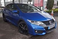 Used Honda Civic i-VTEC Sport 5dr Auto (Nav