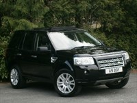 Used Land Rover Freelander Td4 HSE Auto with Nav, Roo