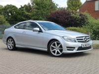 Used Mercedes C180 C-Class (1.6) BlueEFFICIENCY AMG