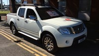 Used Nissan Navara Double Cab Pick Up Outlaw 2.5d