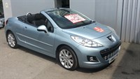 Used Peugeot 207 CC HDi 112 GT 2dr