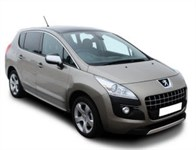 Used Peugeot 3008 Crossover Active 1.6e-HDi 5dr