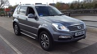 Used Ssangyong Rexton W EX Tiptronic