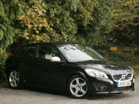 Used Volvo C30 D DRIVe R DESIGN 3dr with