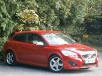 Used Volvo C30 R DESIGN 3dr with Cruise a