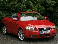 Used Volvo C70 2.4i Sport 2dr Geartronic with