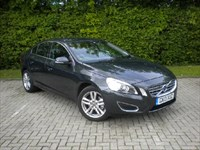 Used Volvo S60 D2 115hp SE Lux 4dr with Winte