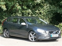 Used Volvo V60 D2 115hp R DESIGN 5dr with Win