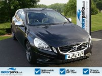 Used Volvo V60 D2 (115) R DESIGN 5dr