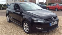 Used VW Polo Match 5dr DSG