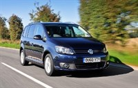 Used VW Touran S TD 5dr Auto Clutch Manual