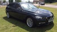 Used BMW 330d 3 Series XDrive Luxury Step Auto
