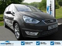 Used Ford Galaxy TDCi 140 Titanium 5dr