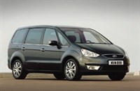 Used Ford Galaxy Zetec TDCi 5dr