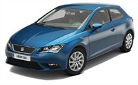 Used SEAT Leon SPORT COUPE TSI 125 SE 3Dr
