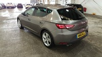 Used SEAT Leon TDI FR 5Dr (Tech Pack)