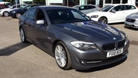 Used BMW 530d 5 Series SE 4dr Step Auto
