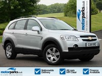 Used Chevrolet Captiva VCDi LT 5dr Auto (7 Seats)