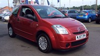 Used Citroen C2 1.1i Cool 3dr