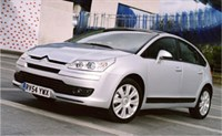 Used Citroen C4 VTR TD 5dr Auto Clutch Man