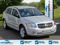 Used Dodge Caliber SXT 5dr CVT Auto