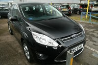 Used Ford Focus C-Max TDCi Zetec 5dr