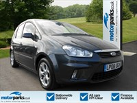 Used Ford Focus C-Max Zetec 5dr