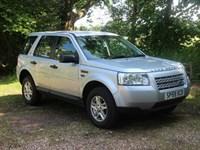 Used Land Rover Freelander Td4 e S 5dr