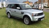 Used Land Rover Range Rover Sport TDV6 SE 5dr CommandShift