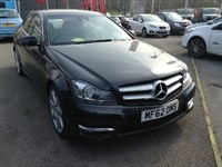 Used Mercedes C180 C-Class Sports (1.6) BlueEFFICIENCY AMG